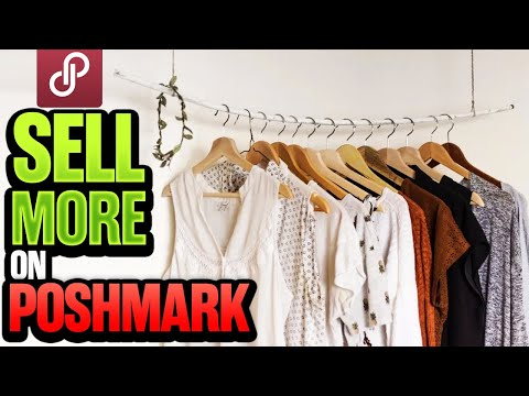 How to Make More Sales on Poshmark - Sharing Tips and Tricks to Get More Product Exposure