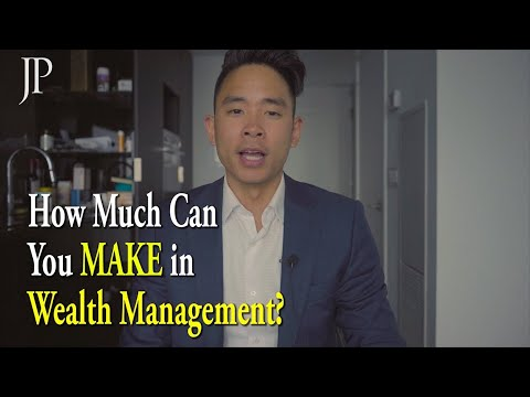 How to Get a Job in Wealth Management / How much can you mak