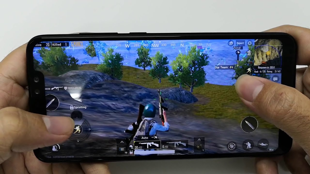 Pubg Mobile Hdr Note 8: Test Game PUBG Mobile On Xiaomi Redmi Note 6 Pro Max