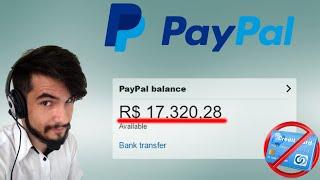Comprar com saldo do Paypal e SEM CARTÃO DE CRÉDITO