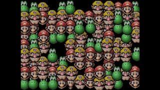 懐かしいすぎた マリオのミニゲーム part2 thumbnail