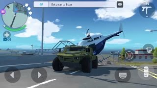 Gangstar 5 New Orleans public enemy 5 star wanted level challenge army hummer jack fast or die