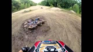 Dirt Biking Rhode Island - Jumps till Dusk