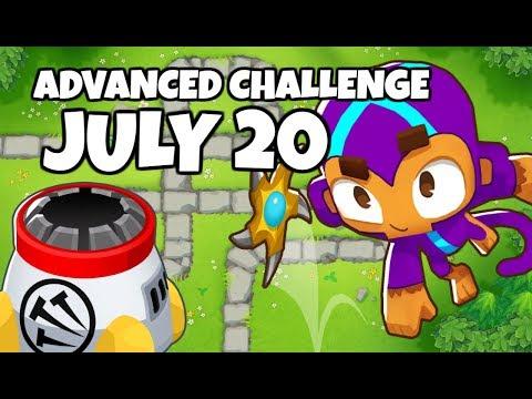 BTD6 Advanced Challenge - Syyanide&39;s Challenge - July 20 2019