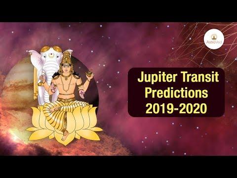 Jupiter Transit 2019: Jupiter Transit in Sagittarius Predictions for