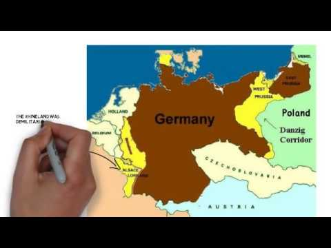 The Treaty of Versailles - explained