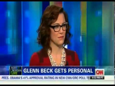 Glenn Beck Interview with SE Cupp p5 Beck Gets Personal
