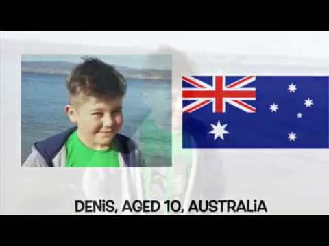 ENG Kids2Mars | Australia - I was wondering which sport you would use to get fit on your mission?