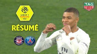 Toulouse FC - Paris Saint-Germain ( 0-1 ) - Résumé - (TFC - PARIS) / 2018-19