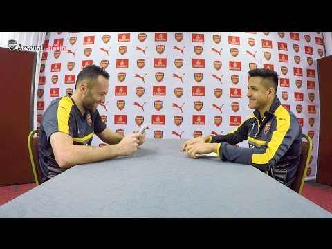 Alexis: My nickname was 'The Squirrel'