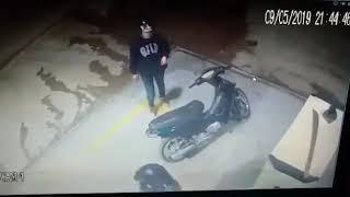 Frentista reage a assalto e dispara jato de combustível em assaltante