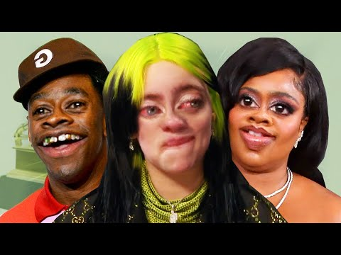 Tyler, Billie Eilish & Lizzo RUIN The Grammys