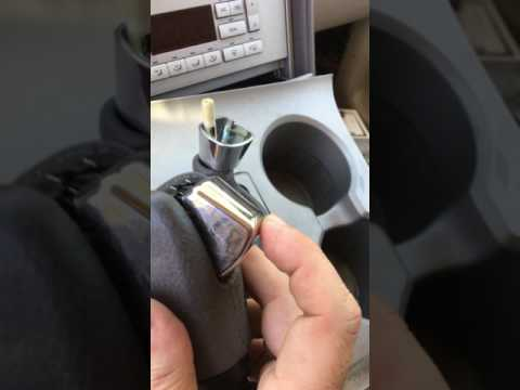 2004 Lincoln Navigator Brake to Shifter Interlock Override