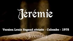 JÉRÉMIE (version Colombe)