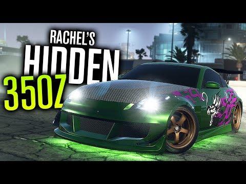 HIDDEN RACHEL'S Nissan 350Z LOCATION! |  Need for Speed Payback