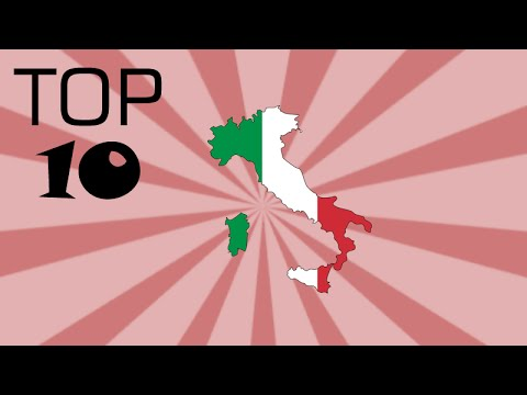 Top 10 Facts About Italy