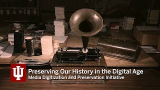 Preserving our History in the Digital Age