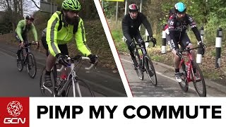 Pimp My Commute – Is A Better Bike Faster?