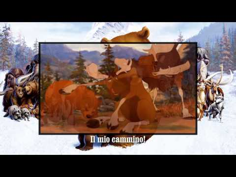 Brother Bear-On My Way(Phil Collins Multilanguage)Lyrics