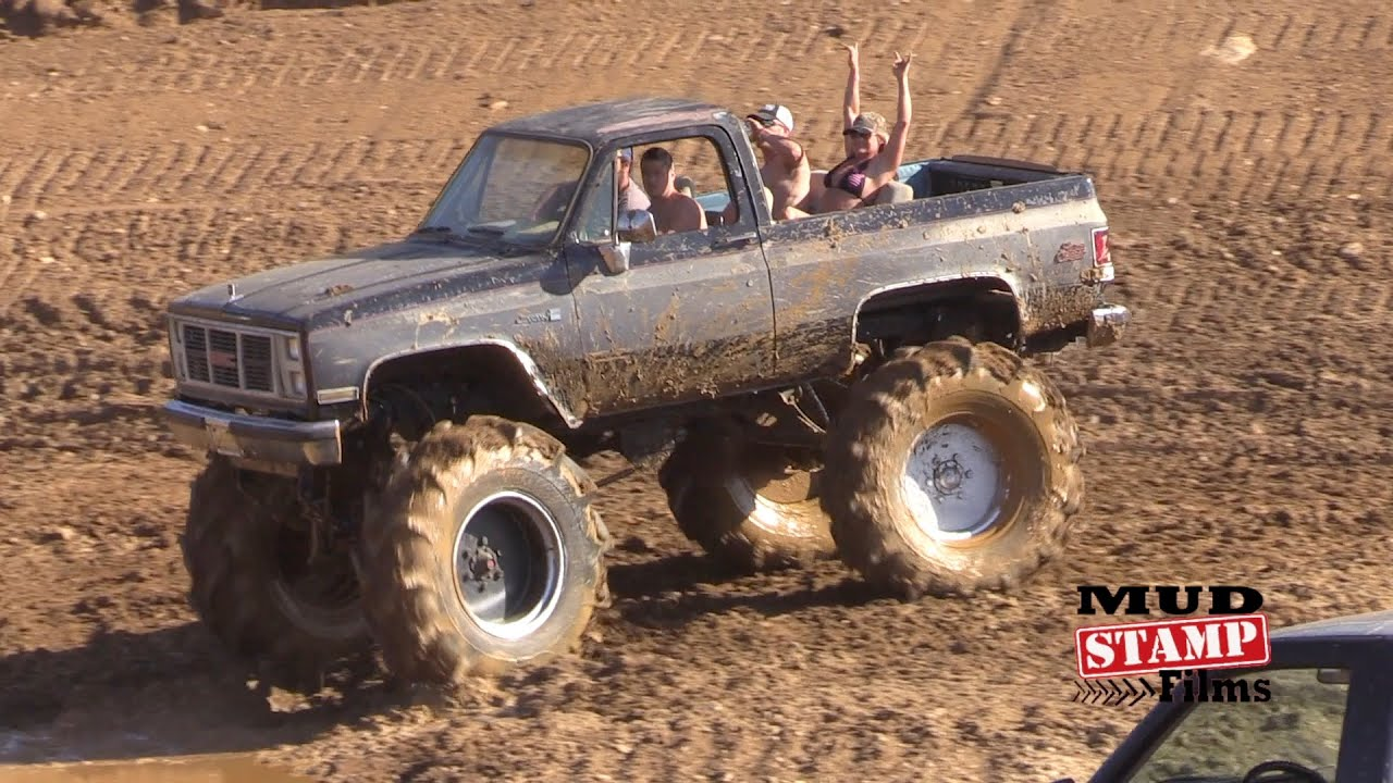 Friday Mud Bogging - West GA Mud Park