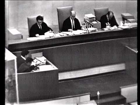 Eichmann trial - Session No. 85