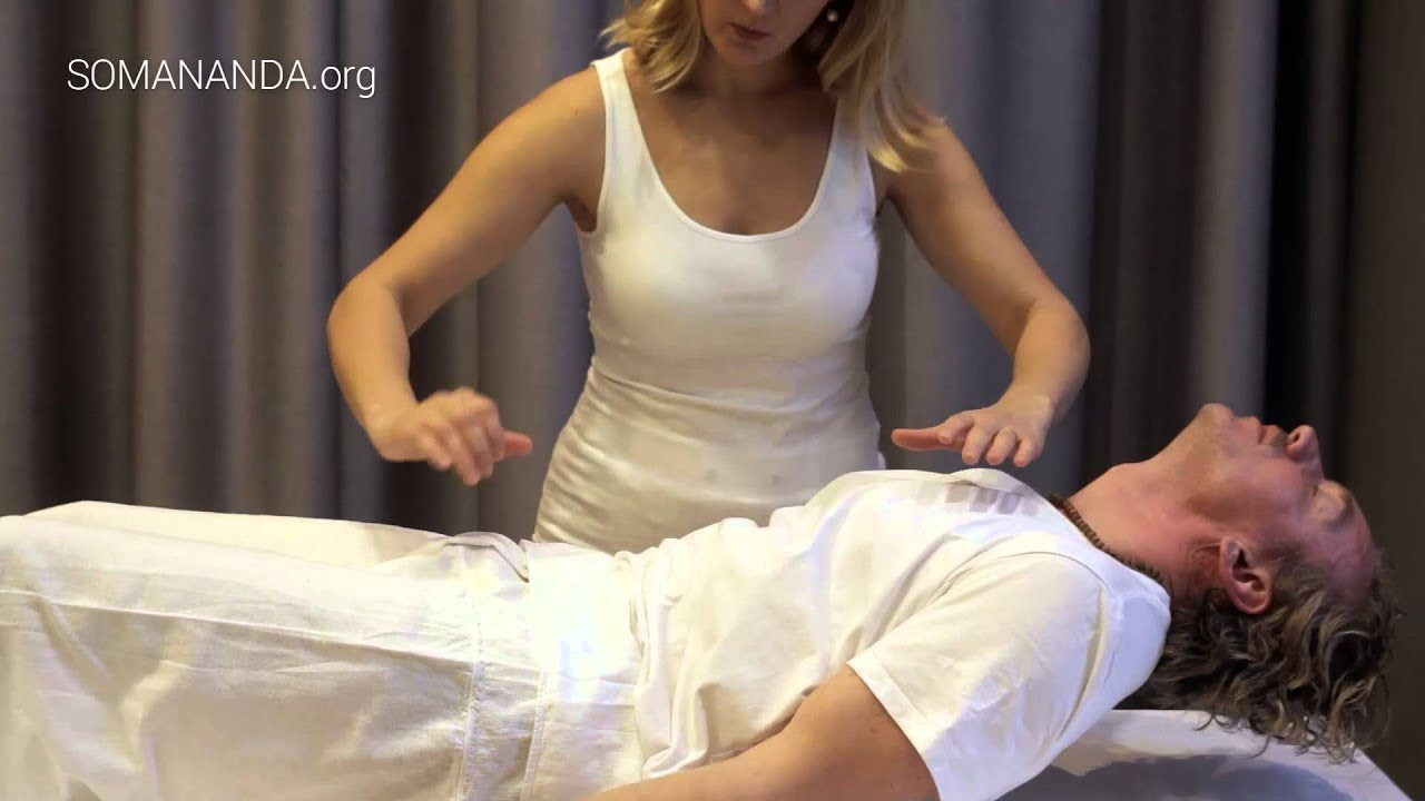 Sensual full body massage orgasm video