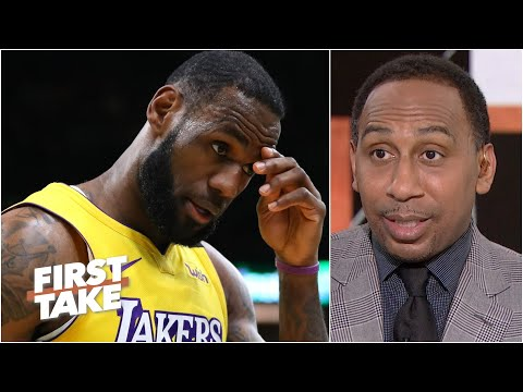 ESPN's Mike Greenberg saying his GOAL is to get LeBron James the MVP this season