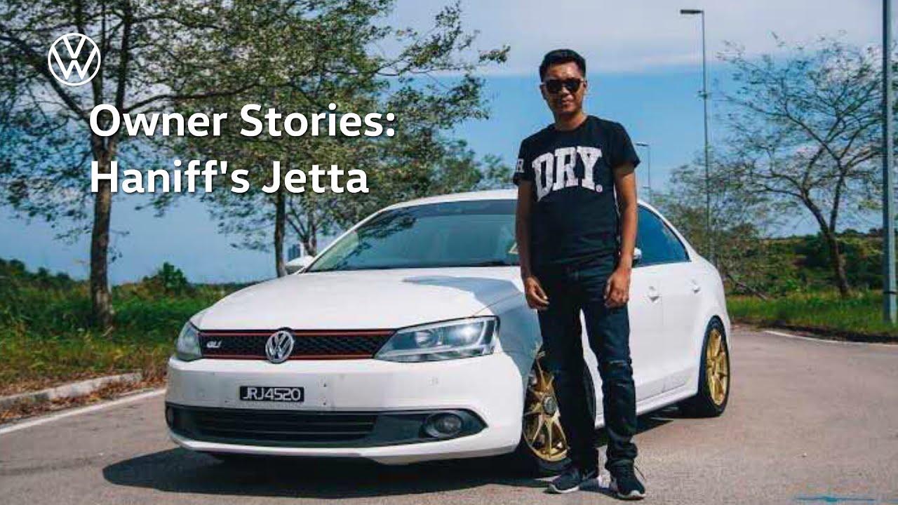 Happy wife, happy ride | VW Owner Stories: Haniff's Jetta