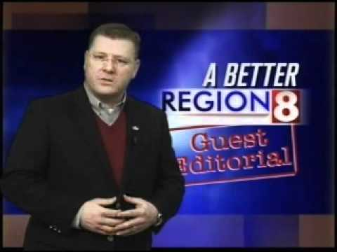 Rick Crawford - Guest Editorial on KAIT TV