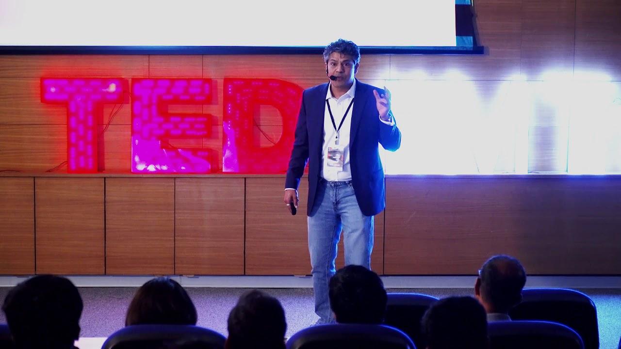 My four best friends | Sidd Ahmed | TEDxIIMTrichy