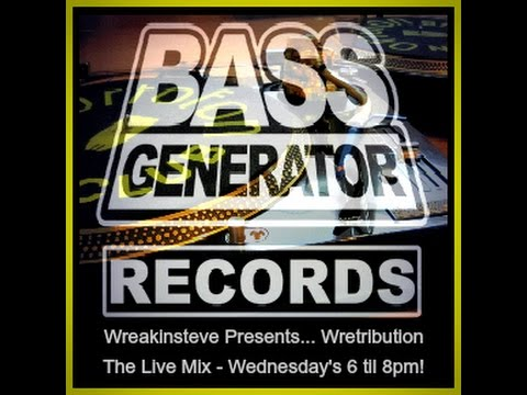 Chris (The Beatmaster) Ellis - Bass Generator Records Radio 30-12-15