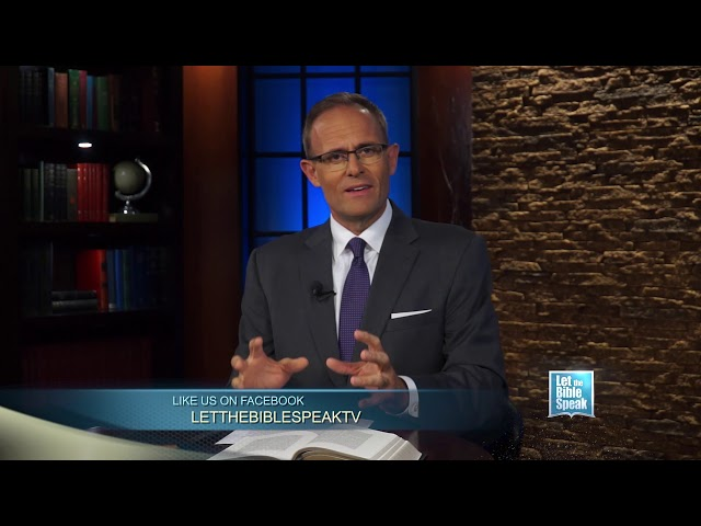 LET THE BIBLE SPEAK - The 70 Weeks Of Daniel Part 2