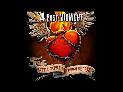 4 Past Midnight - Battle Scars & Broken Hearts FULL ALBUM