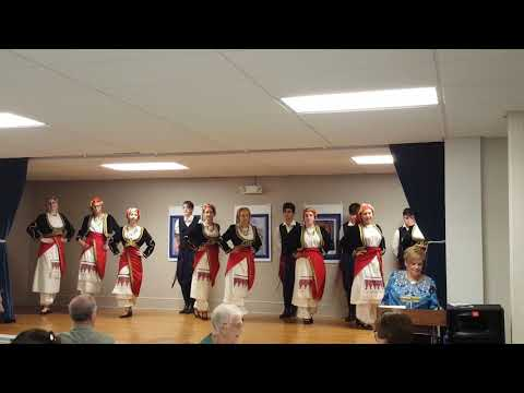 Greek festival in Omaha,  Nebraska 18 Aug 2018