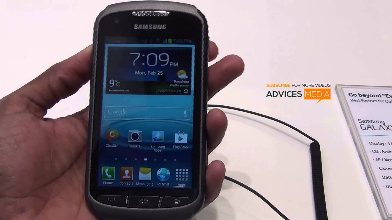 officially announces samsung official galaxy rug the source xcover rugged phone smartphone