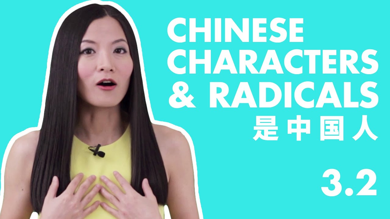 Chinese Characters for Beginners 3.2 | Basic Chinese Characters Course | HSK Level1 Characters