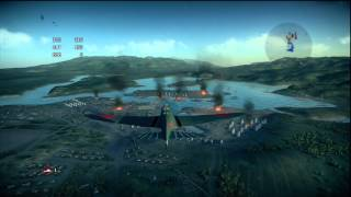 Birds of Steel video de gameplay Pearl Harbor