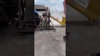 Broyage de blé pour faire de la farine