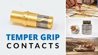 Video Temper Grip Contacts