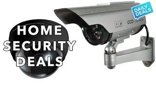 Home Security Deals, Surveillance Camera & Alarms - The Deal Guy