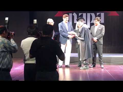 Murad Ali Shah attends NAPA Convocation (P-I)