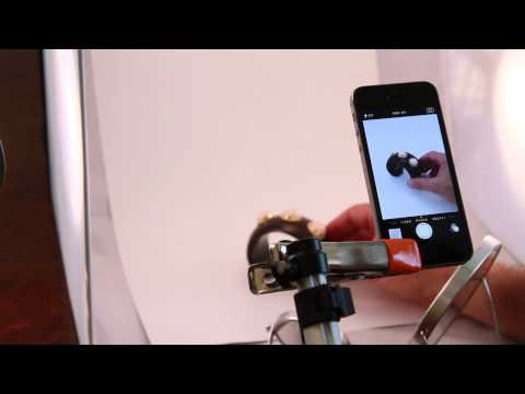 Shooting Jewelry Photography with your iPhone