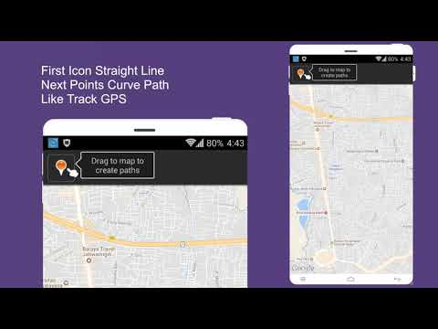 How To Make Fake Location Android With GPS Path And Track Moving For Simulation Mock GPS Patch