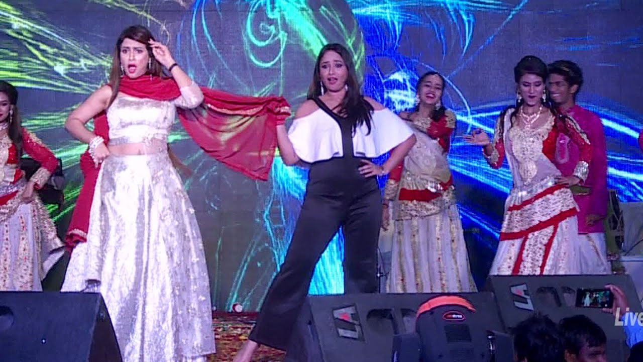 देखिये Antra Singh Priyanka के गाने पे Rani Chatterjee और Pakhi Hengade ने धमाल मचा दिया