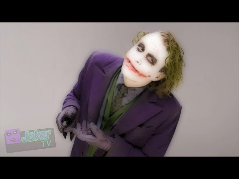 Heath Ledger Joker voice tutorial