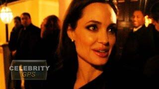 Angelina Jolie makes brave decision - Hollywood TV