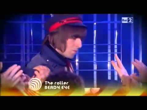 BEADY EYE The Roller - TOP OF THE POPS ITALIA 02 04 2011