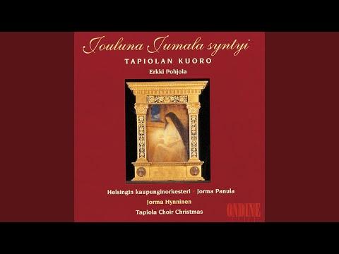 5 Christmas Songs, Op. 1: No. 4. En etsi valtaa, loistoa (Give me no splendour, gold or pomp)...