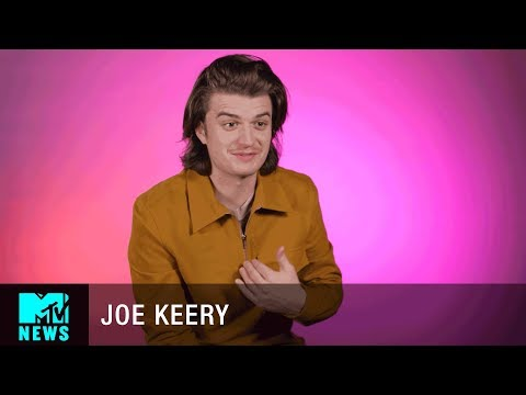 Download Youtube: Joe Keery on Being the Best Babysitter/Mom in 'Stranger Things 2' | MTV News
