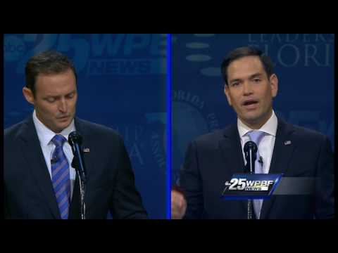 WPBF DOCUMENTARY US SENATE DEBATE